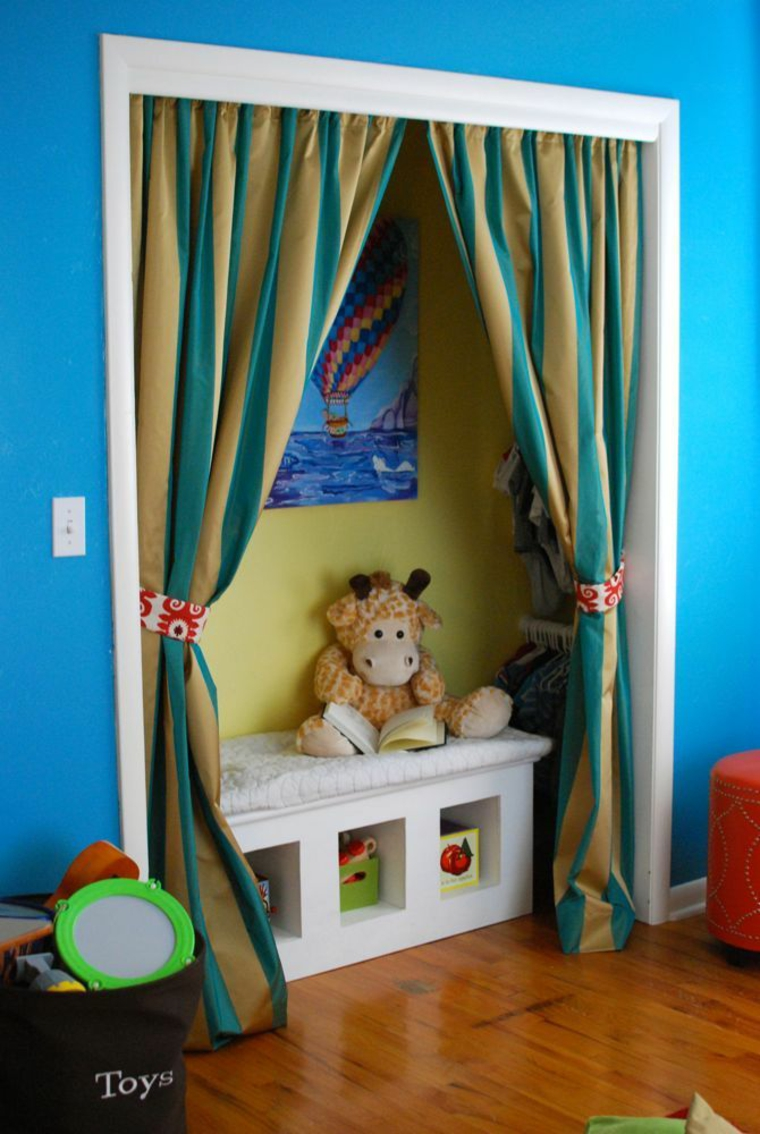 Rideaux chambre ado full size of fr gemtliches petit for Petit rideau chambre