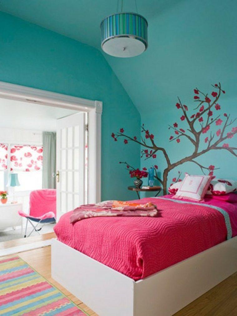 Habitacion Color Lila