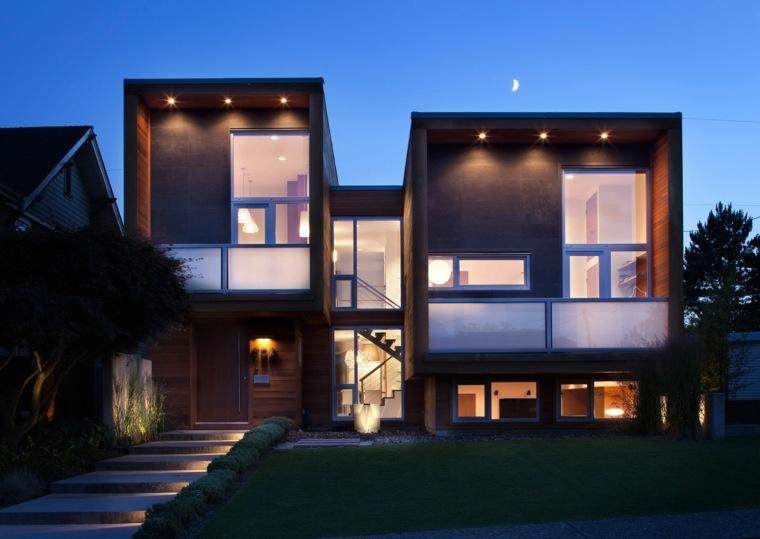 Décoration Façade Maison  Idées Modernes Et Jolies