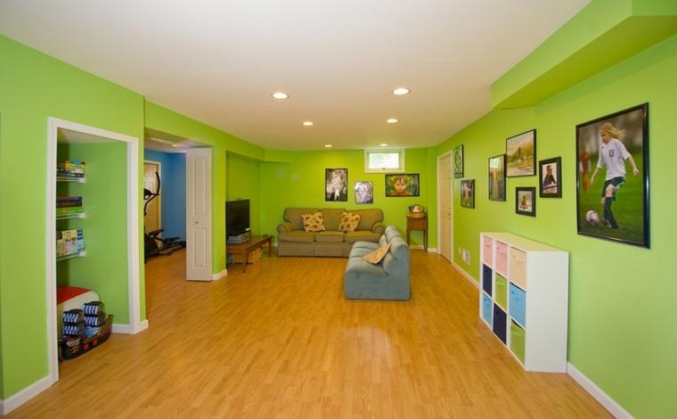 decoration salle de jeux enfant salle de jeux enfant exemples inspirants dco la salle de jeux. Black Bedroom Furniture Sets. Home Design Ideas