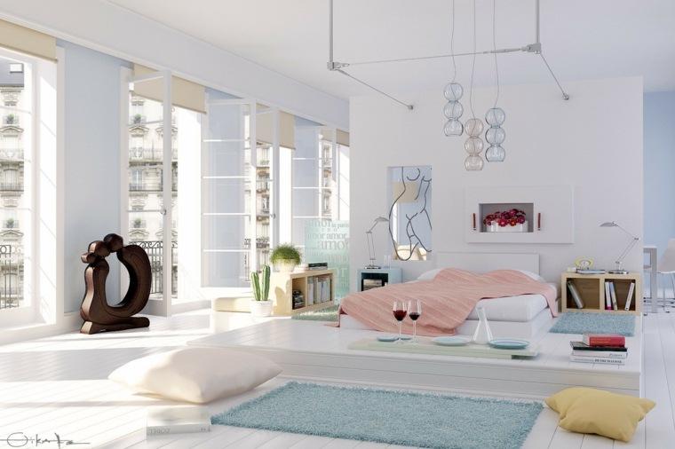 Intrieur maison moderne  plus de 50 ides pour dcouvrir le blanc