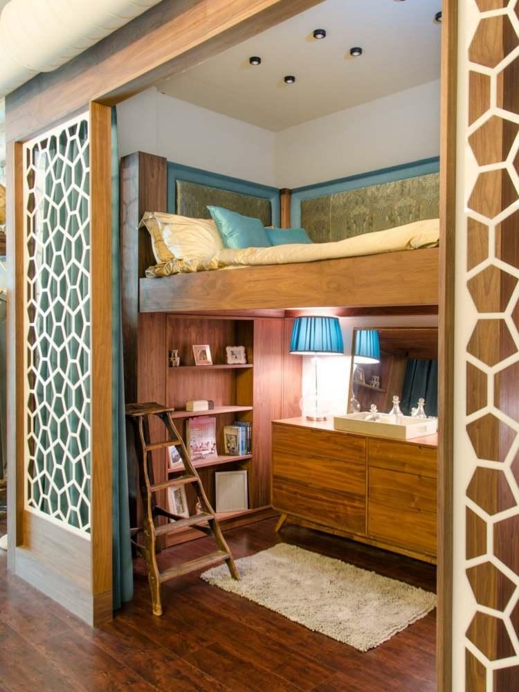 Lit mezzanine un choix pratique confortable et moderne