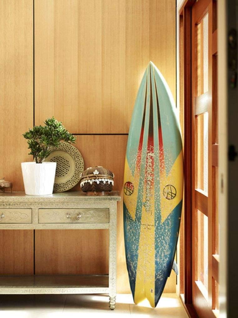 Ide Dco Chambre Ado Autour Du Surf Et De La Mer