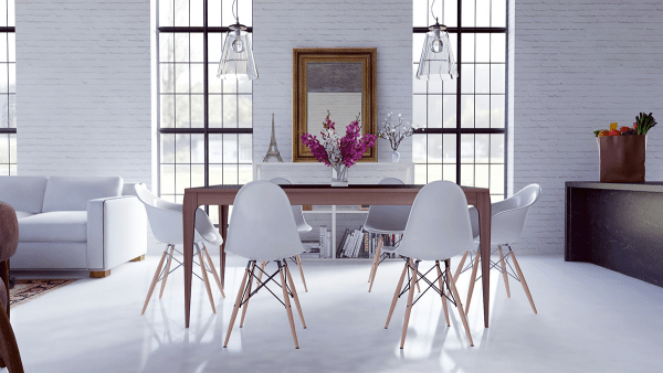 Salles  manger modernes et design en 24 ides