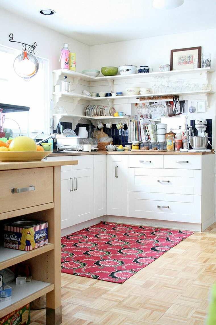 Small Kitchen Island Layout