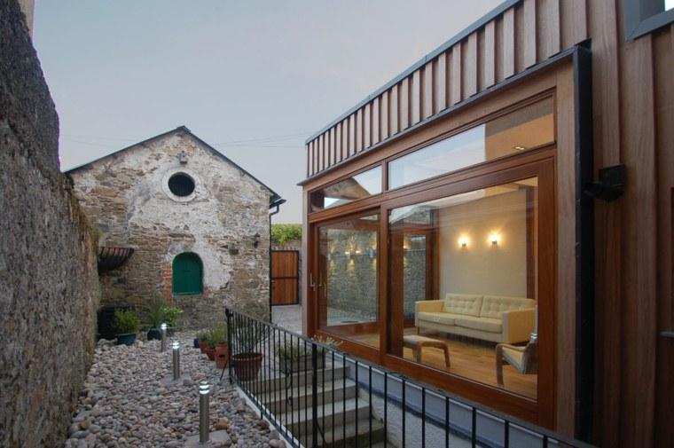 Maison Ancienne Moderne