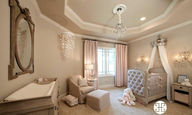 chambre fille pour les petites princesses