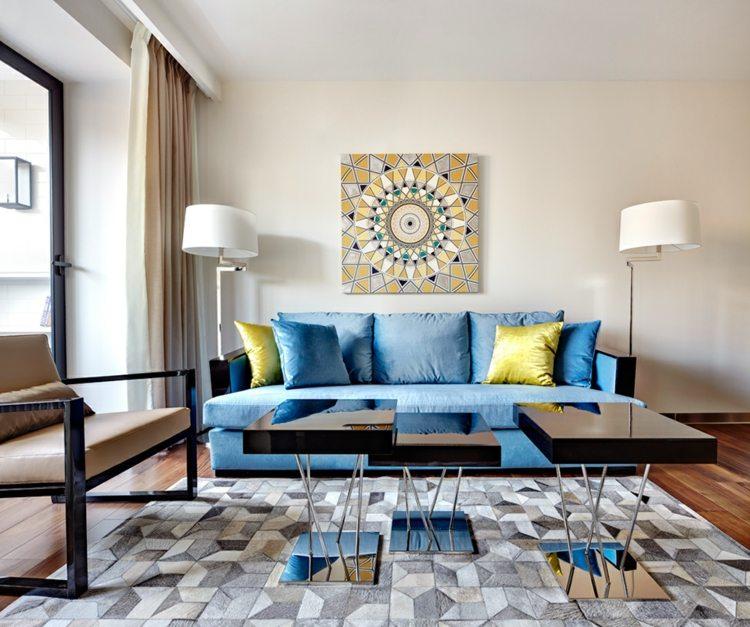 Moderne Teppiche Fr Wohnzimmer