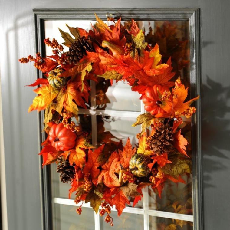 Dcoration thme automne en 50 ides magiques