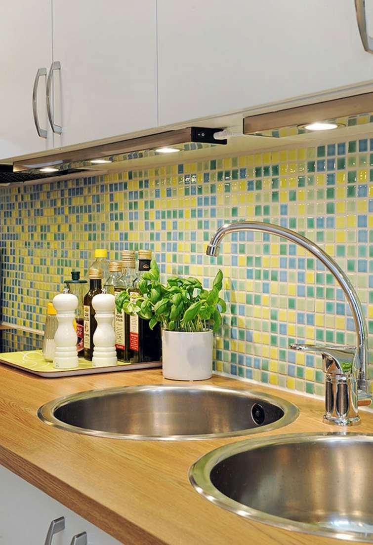 Carrelage bleu ides dco pour cuisine et salle de bain