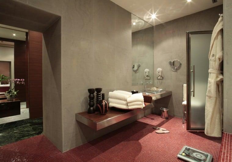 Chambre avec dressing et salle de bain en 55 ides
