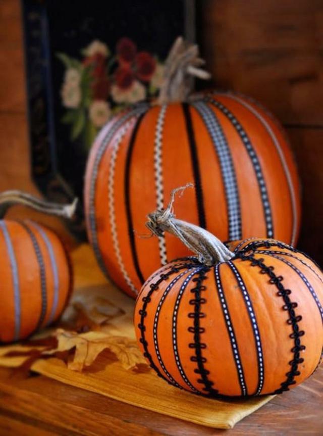 Fall White Pumpkins Wallpaper Halloween Citrouille En 25 Id 233 Es Simples Et Rapides
