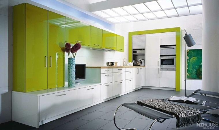 eclairage meuble de cuisine