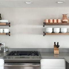 Ikea Kitchen Upper Cabinets Cabinet Organizer Idée Décoration Cuisine Avec Rangements Ouverts