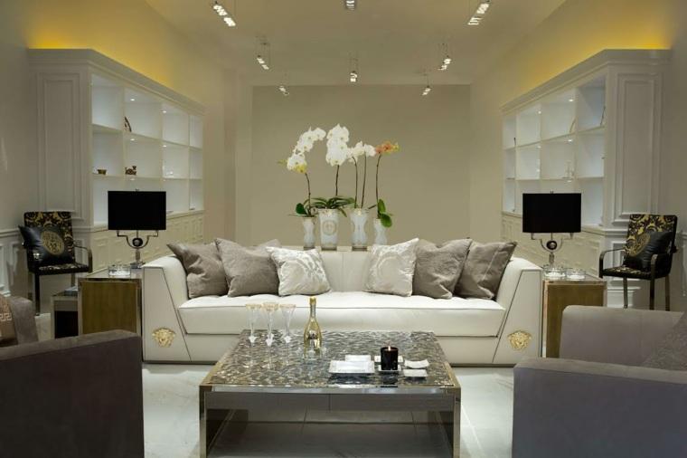 Meuble Versace Et Accessoires De La Marque Pour La Maison