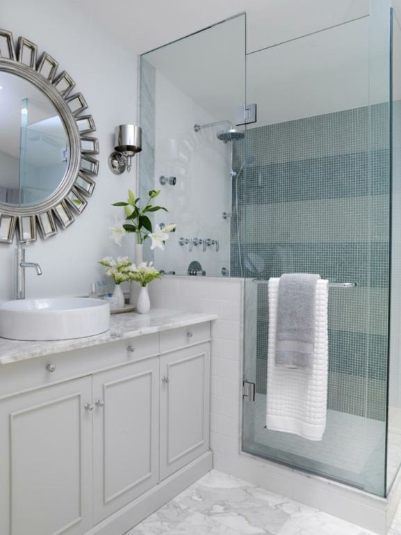 decoration douche salle de bain