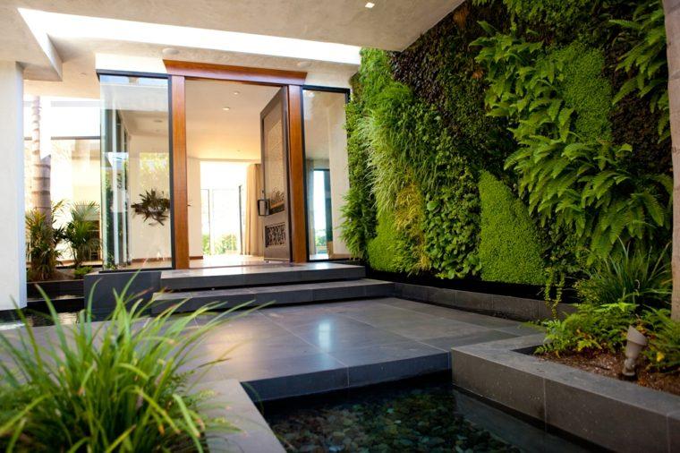 Amnagement de petites terrasses et jardins modernes