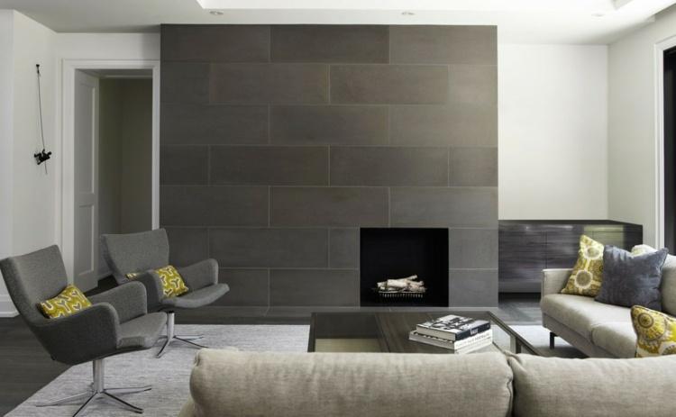 Salon Chemine Design En 75 Exemples Inspirants