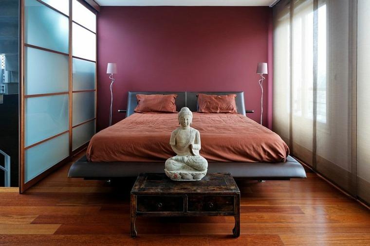 Chambre asiatique et zen pour un sommeil facile et serein