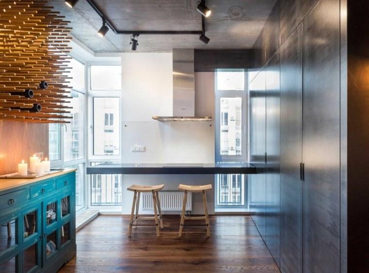 Ramnagement Dun Appartement Kiev Par SVOYA Studio
