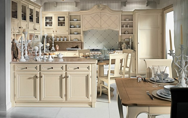 Cucine Ikea Country