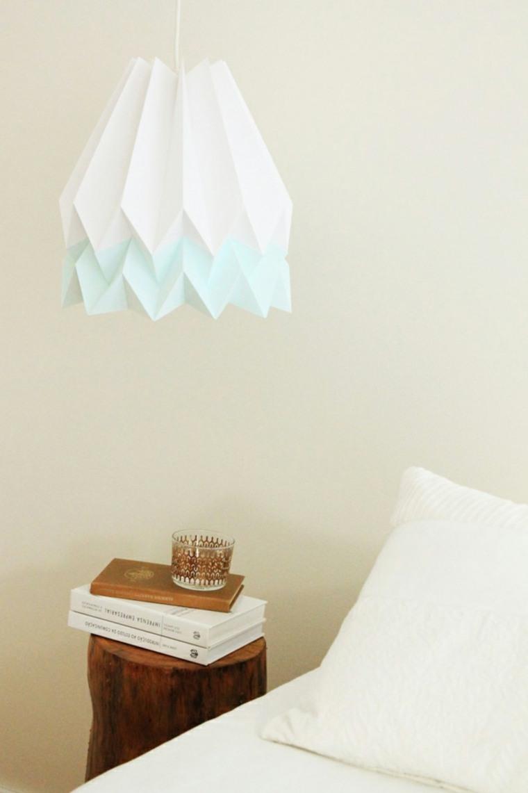 Lampe origami  lgante intemporelle et design