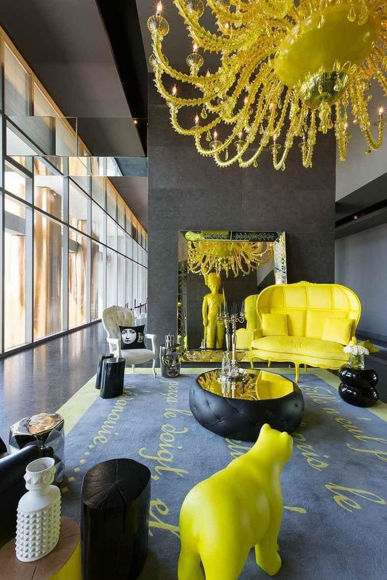 Miroir Starck pour un intrieur design exceptionnel