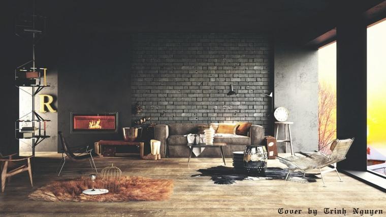 3d Reclaimed Wood Wallpaper Habiller Un Mur En 30 Id 233 Es Inspirantes