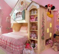 Lit enfant cabane et solutions originales pour fille et garon