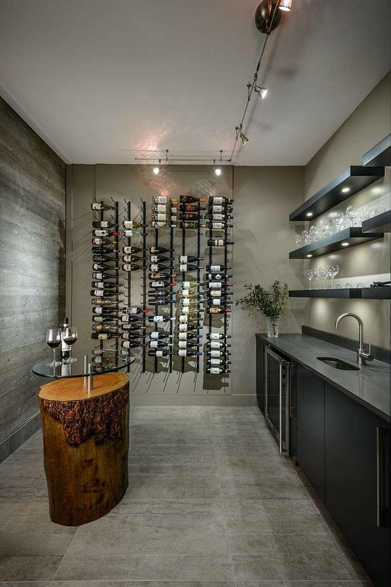 Amnagement cave  vin conseils et exemples de dcoration