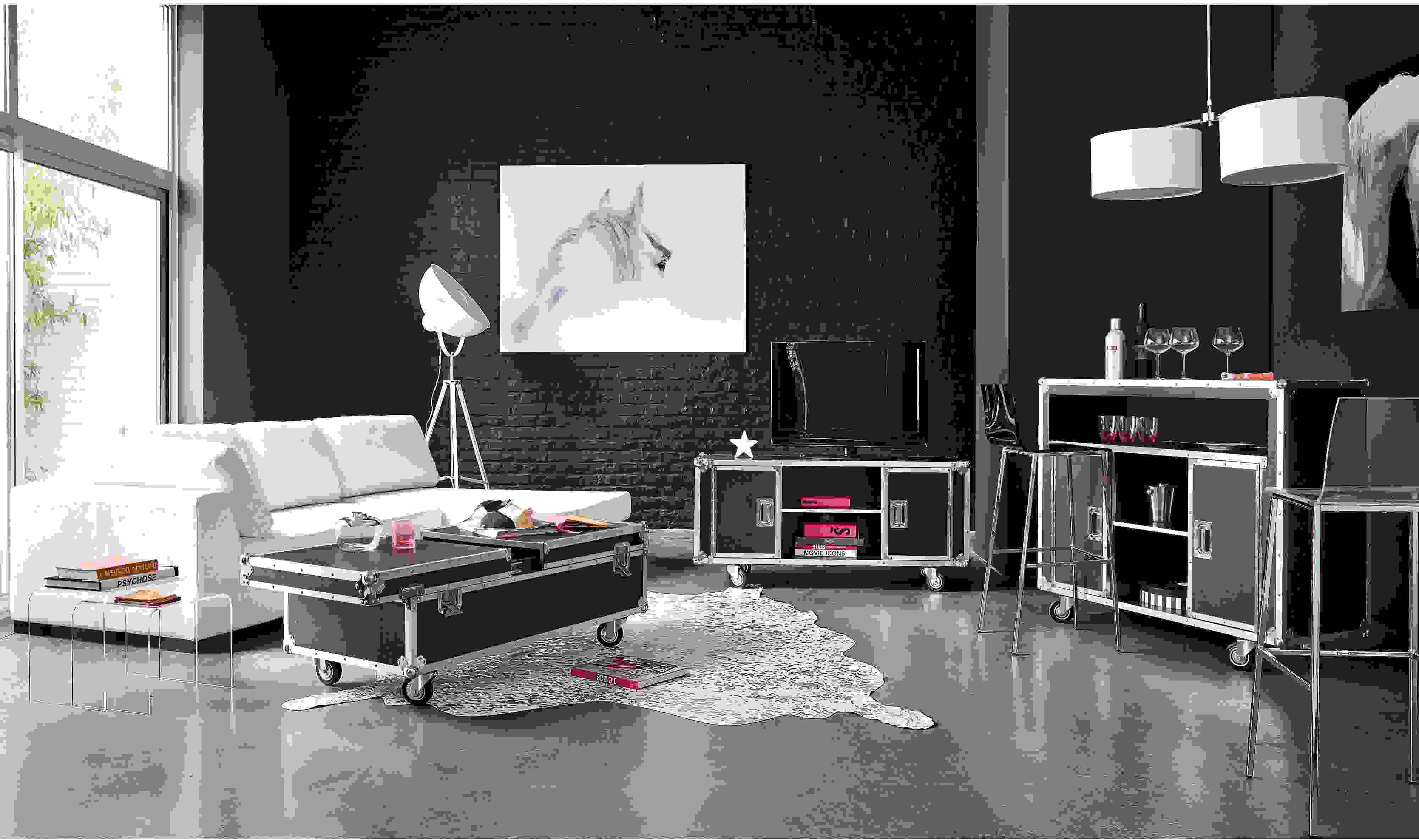meuble tele maison du monde id es de d coration d. Black Bedroom Furniture Sets. Home Design Ideas