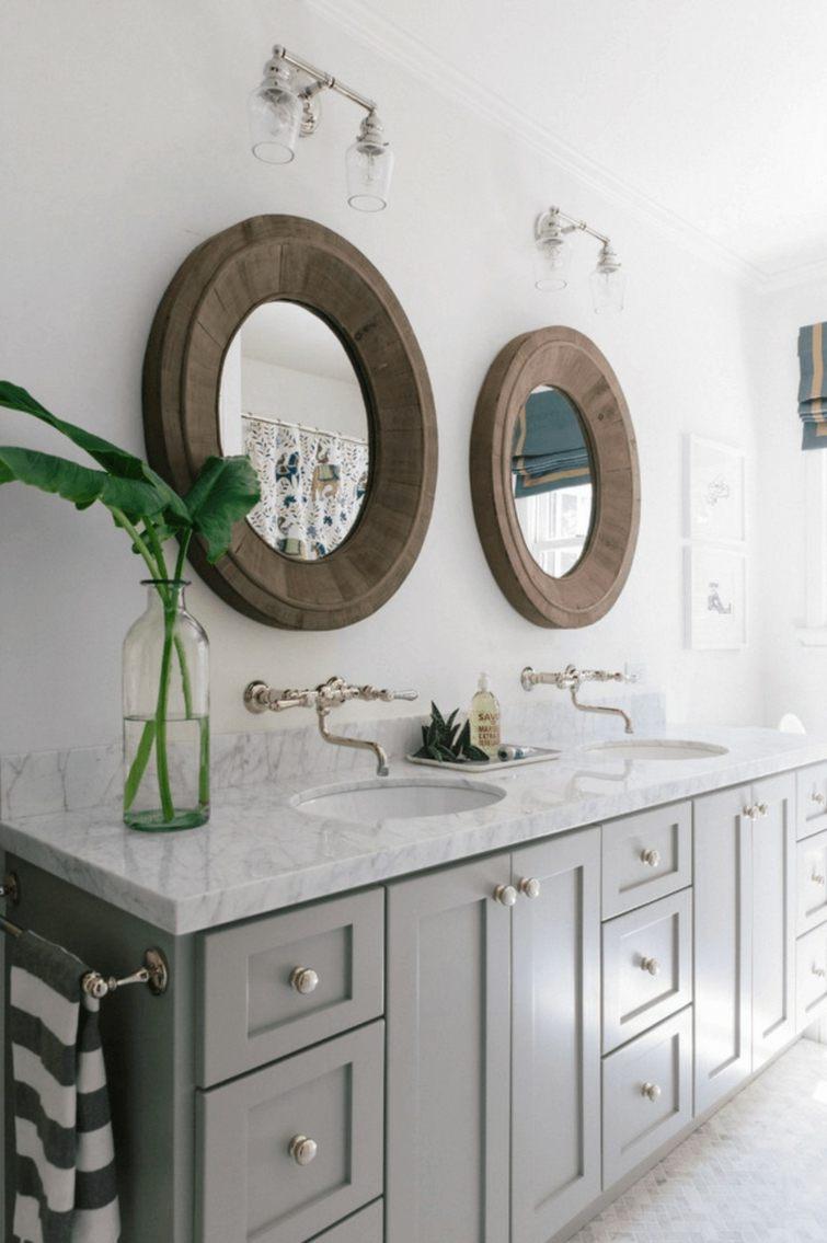 Miroir salle de bain qui reflte votre style et personnalit
