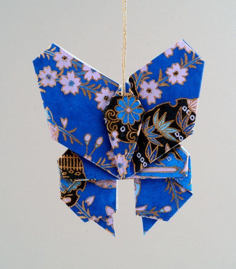 Origami dco Nol en 75 ides originales et intressantes