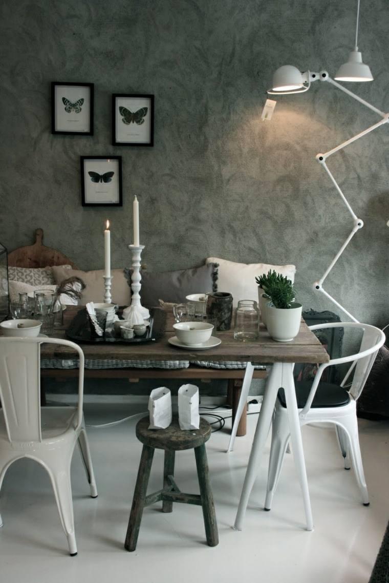 Dco salon gris  25 exemples inspirants