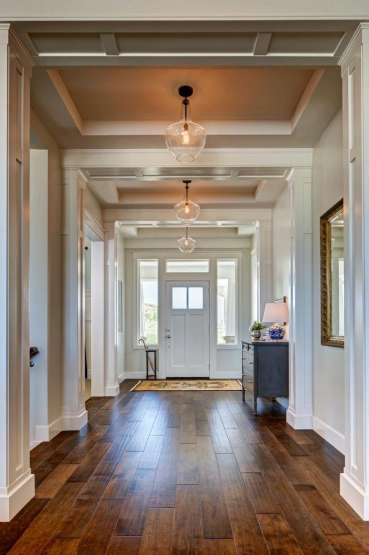 Affordable Faux Plafond Entre Maison Design Blanc