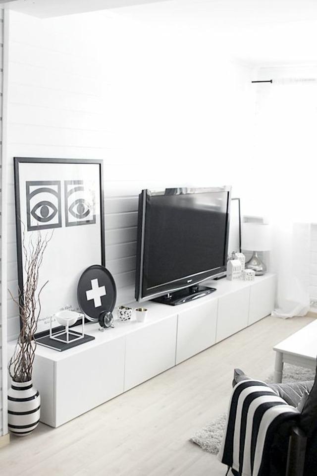 Meuble Besta Ikea  un systme de rangement modulable