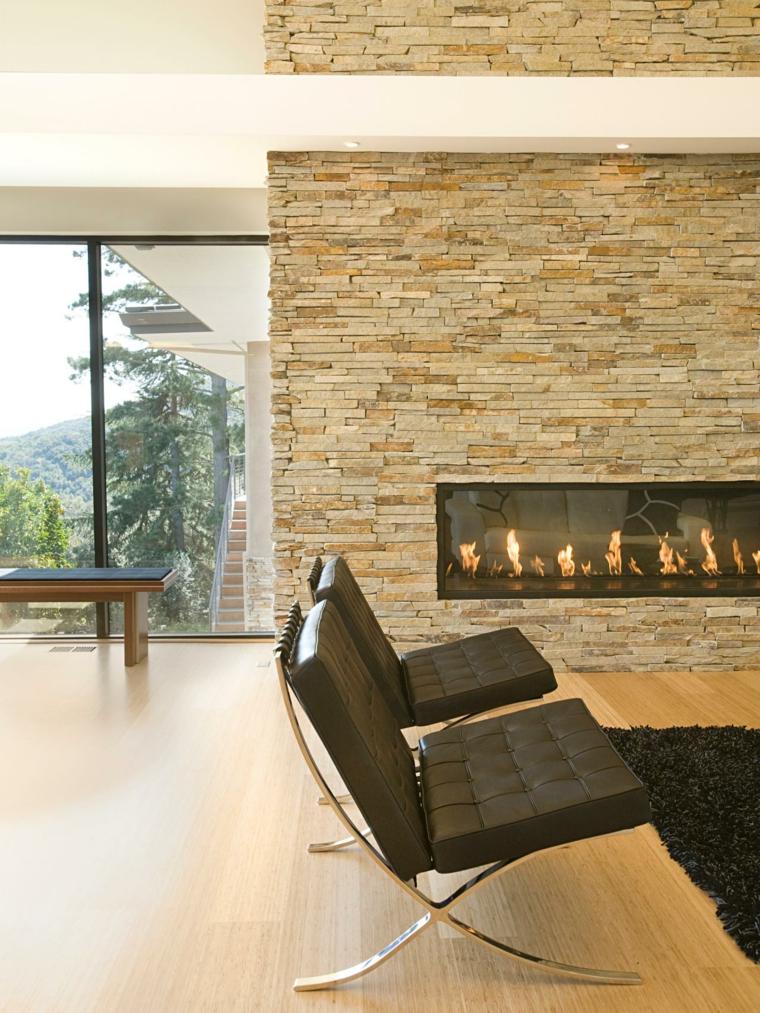 Habillage chemine  traditionnel classique ou contemporain