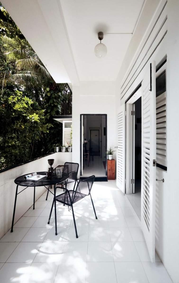 Dcoration balcon 99 ides amnagement petits espaces