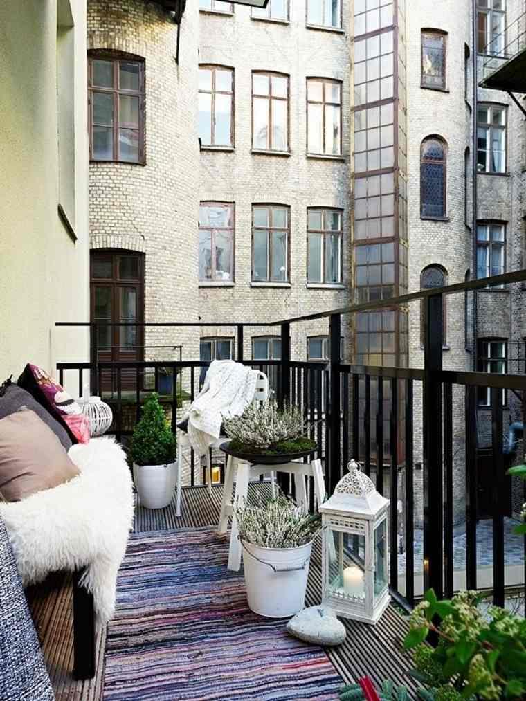 Dco balcon et terrasse dappartement en ville