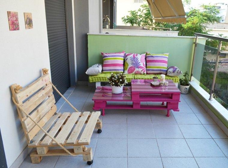 Salon De Jardin En Palette Table Basse De Jardin En Bois   Ifmore