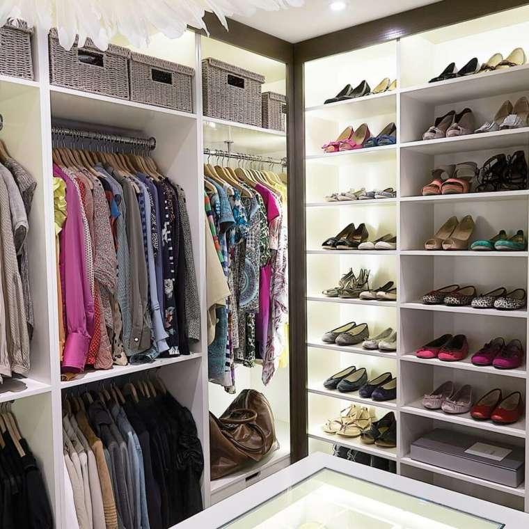 Meuble chaussure dressing