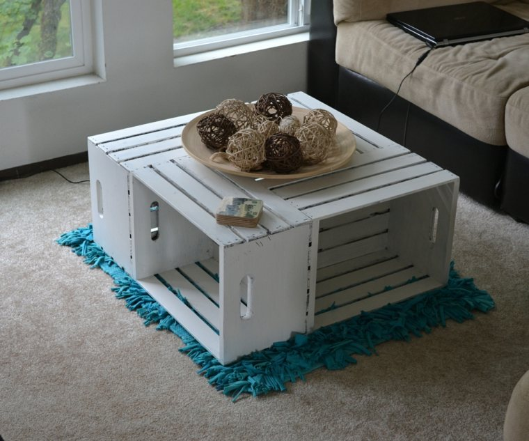 fabriquer des meubles avec des palettes