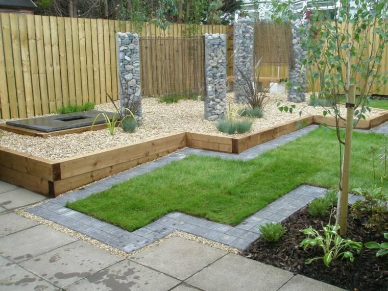 idee bordure jardin 50 propositions
