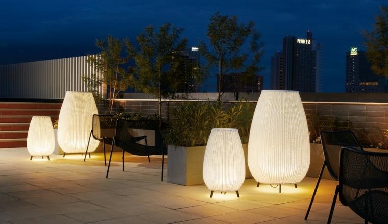 Luminaire extrieur design et clairage de terrasse et balcon
