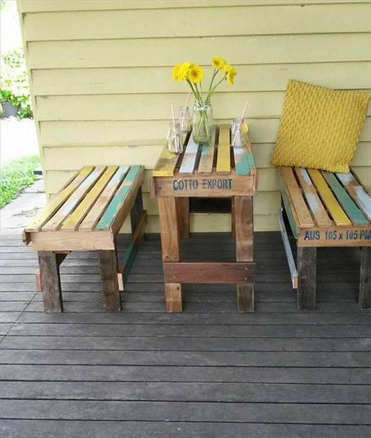 Fabrication Table Basse En Palette | L\'upcycling En Déco ...