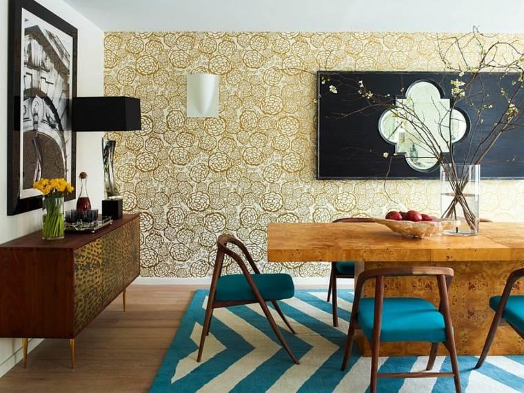 papiers peints originaux pour la salle
