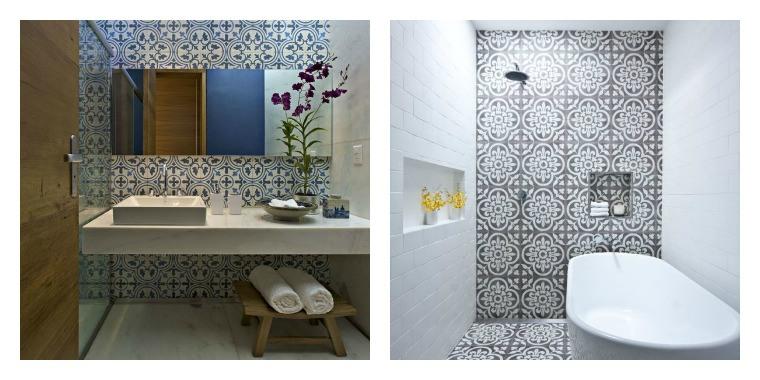Carrelage marocain  un art en forme de carreaux
