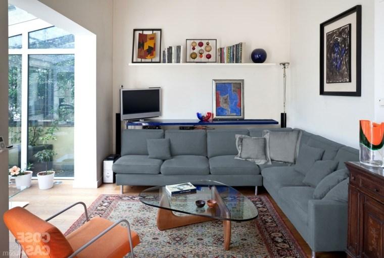 Meuble Dangle TV De Style Contemporain Et Moderne