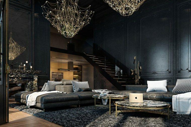 Appartement luxe Paris avec design sophistiqu et lgant