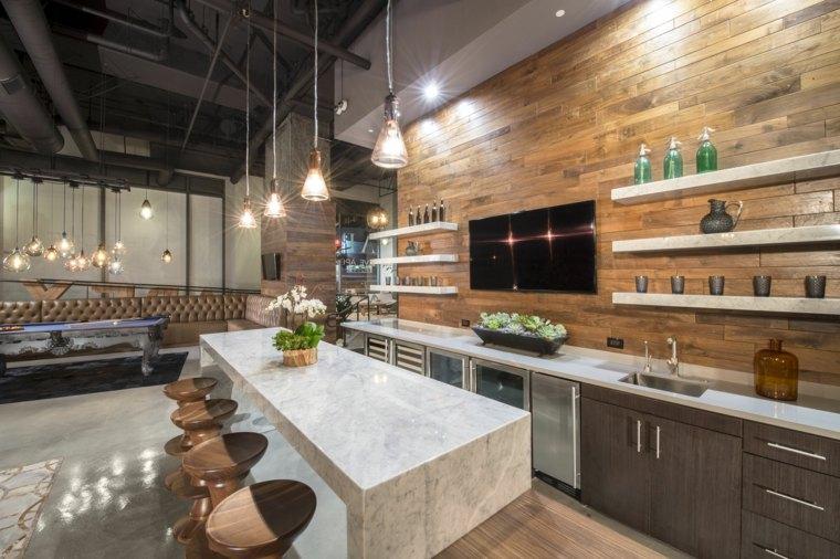 Comptoir De Cuisine Blanc : 52 Idées élégantes Avec Du